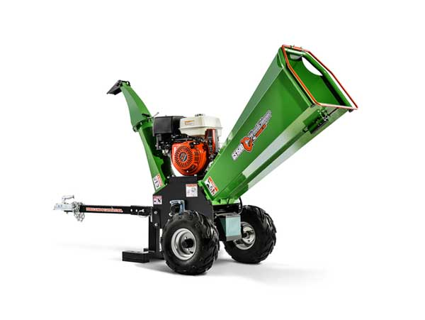 15hp Petrol Wood Chipper Machine
