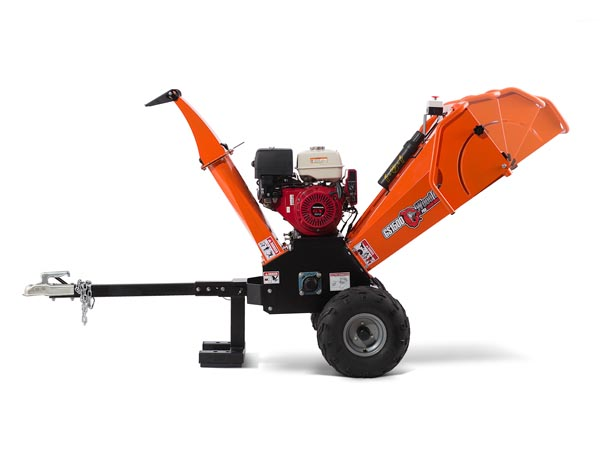 15hp Small Petrol Wood Chipper Machine