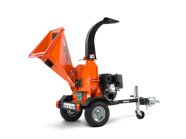 4 Inch Disc Style Wood Chipper Machine - DGS150001