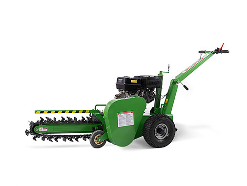 15hp Gas Engine Mini Trencher - TCR1500