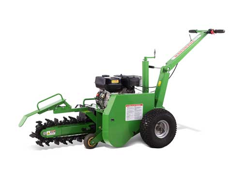 6.5hp Gas Engine Mini Trencher - TCR650